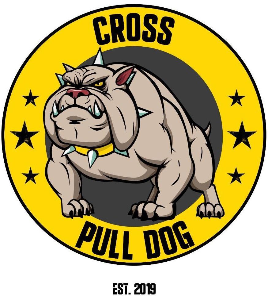 Cross Pull Dog