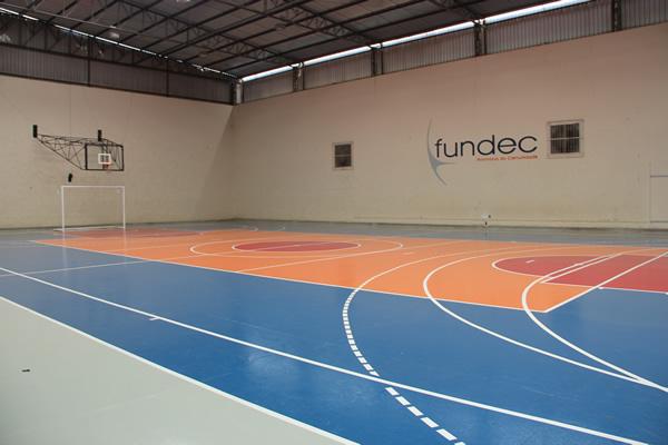 Área Esportiva
